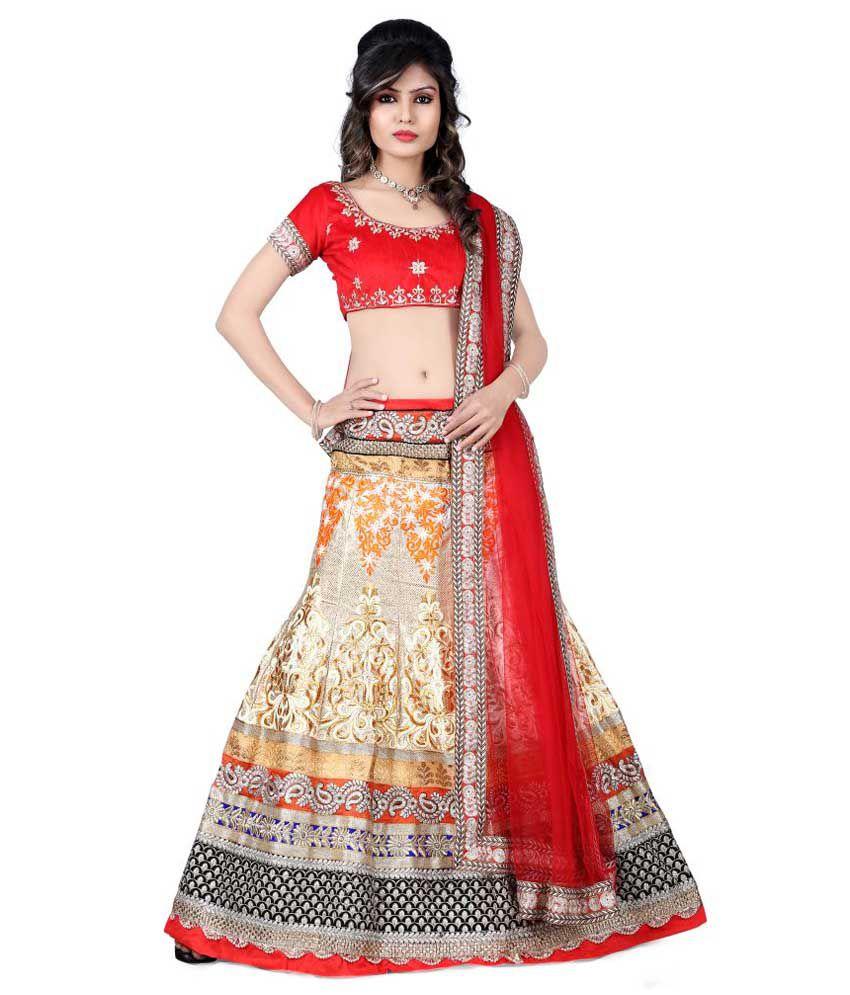 725c838bca7 Lehengas  Buy Lehengas Online at Best Prices in India on Gludo.com
