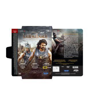 Bahubali (VCD) - Hindi
