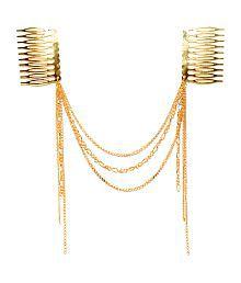 Joker & Witch Multi Chain Hair Ornament For Women