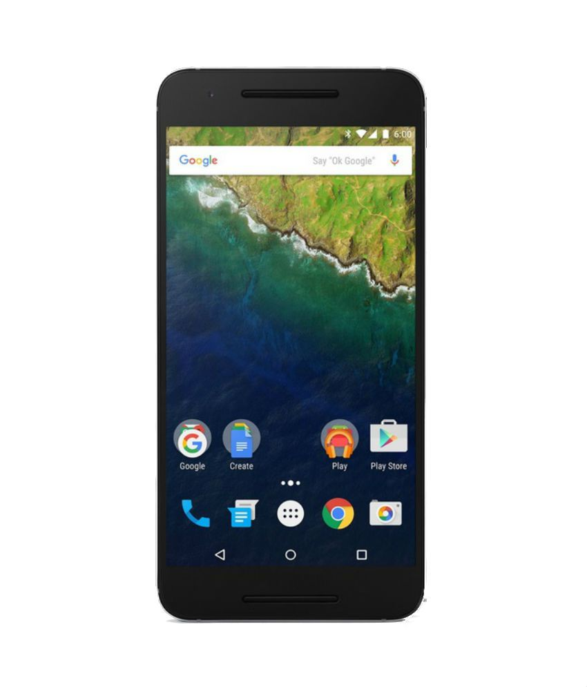Nexus 6P 32GB With Free Back Cover