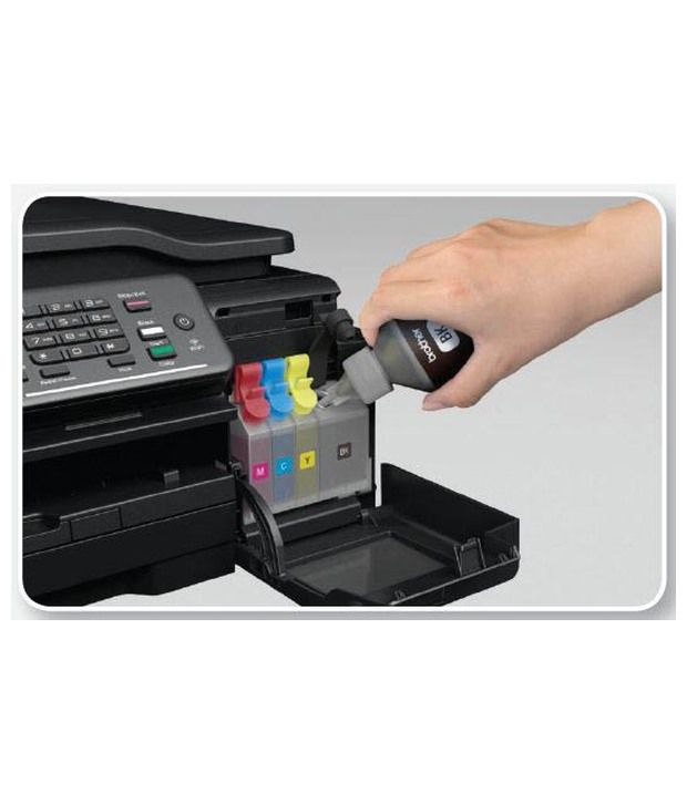 Brother DCP T300 Multifunction Ink Tank Printer Print Scan And Copy