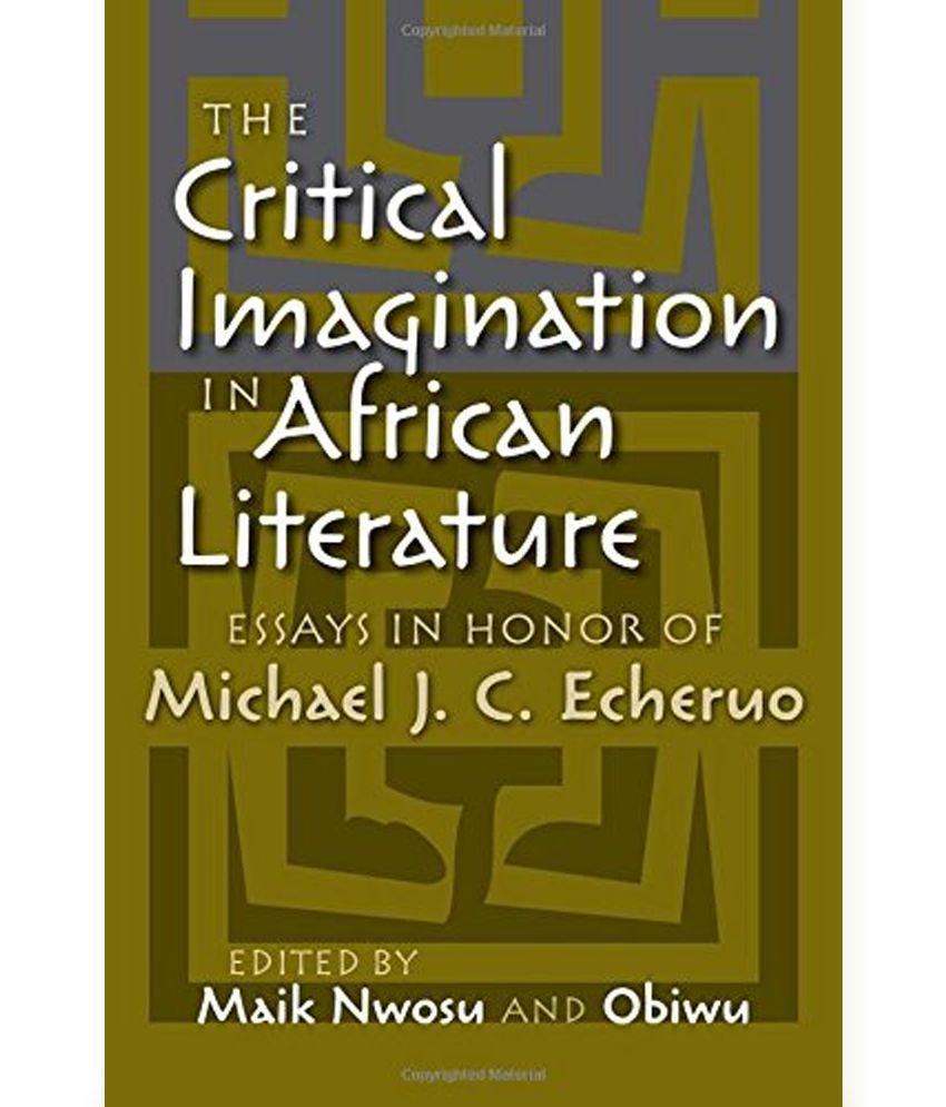 critical essays in literature