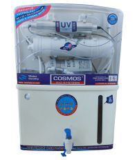 Cosmos 15l Kt Ro Ro Purification Ro+uv+uf Water Purifier