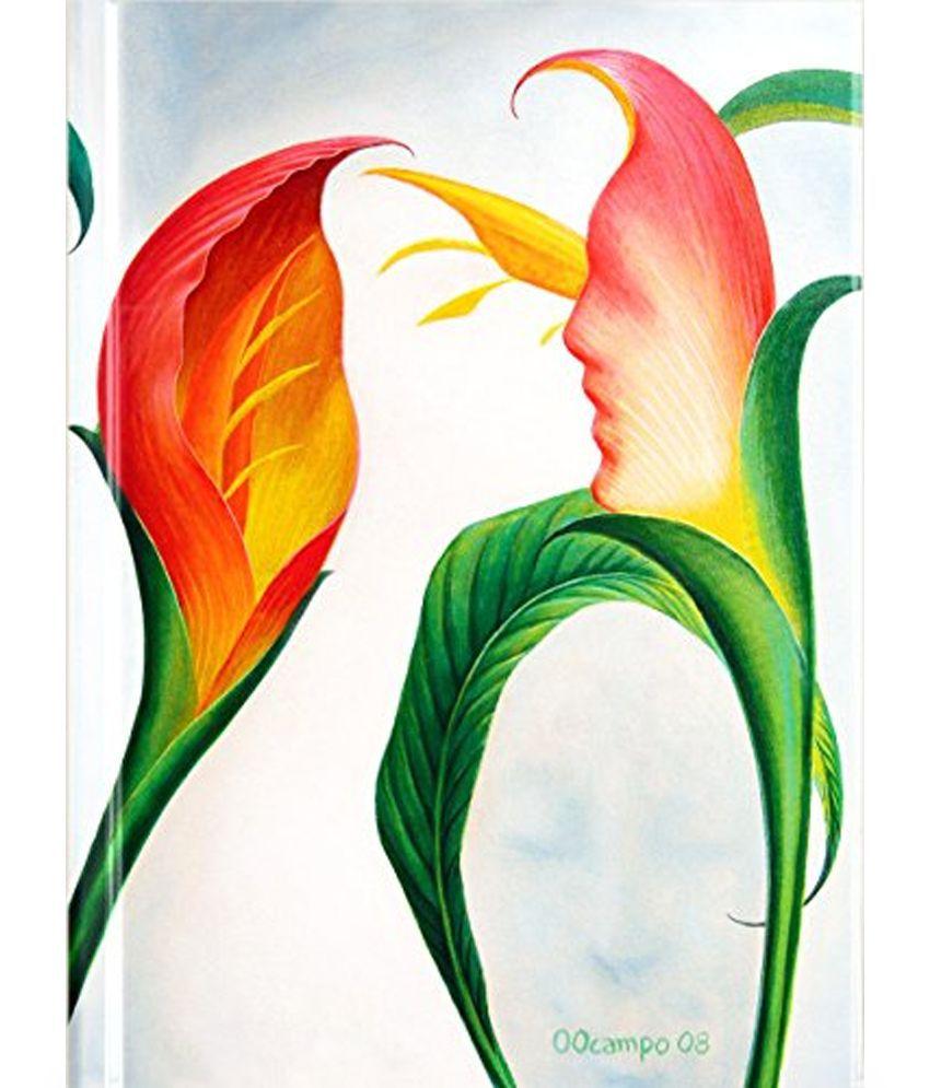 Flores exoticas by octavio ocampo foiled journal buy for Plantas exoticas online