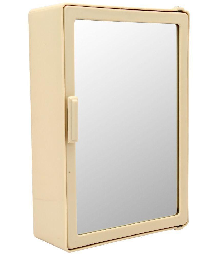 zahab beige bathroom mirror cabinet - Bathroom Mirror Cabinet Price India
