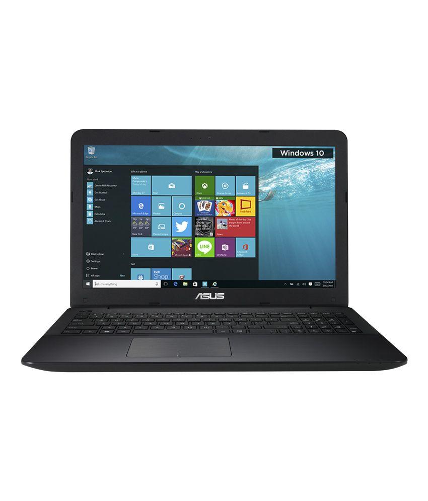 Asus A555LA-XX2065T Notebook (90NB0655-M37310) (5th Gen Intel Core i3- 4 GB RAM- 1 TB HDD- 39.62 cm (15.6)- Windows 10) (Blue)