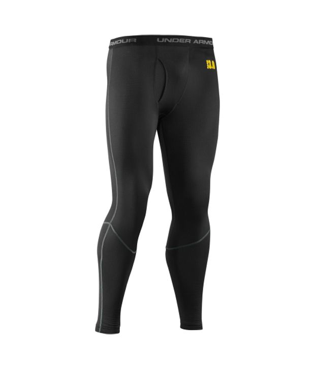 Under Armour Under Armour Men's Coldgear 3.0 Baselayer Pants, Black