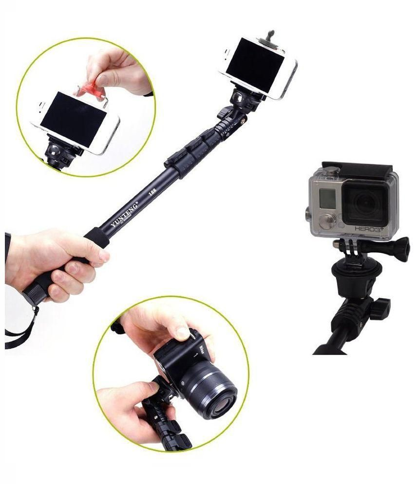 yunteng yt 188 monopod selfie stick price yunteng yt 188 monopod selfie stic. Black Bedroom Furniture Sets. Home Design Ideas