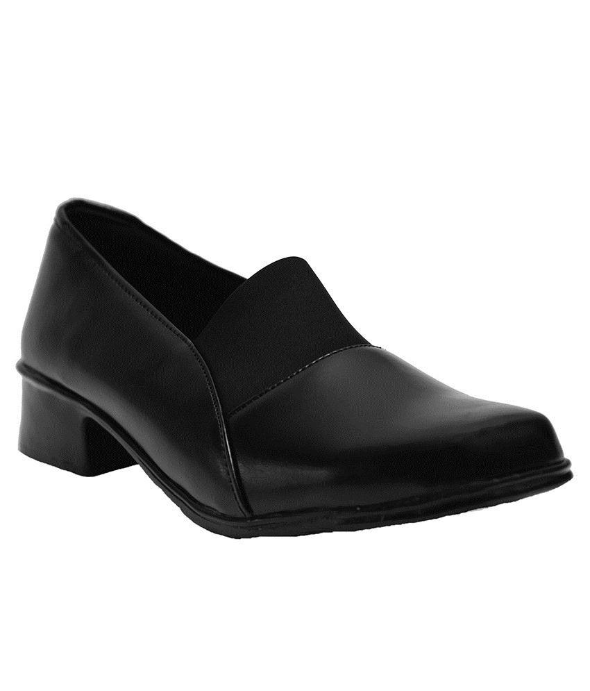 i design black formal shoes price in india buy i design