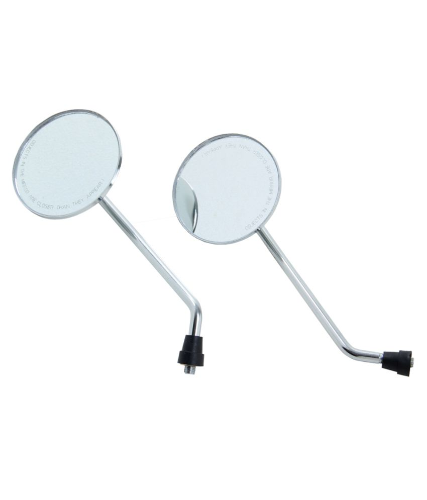 Rjvon Side Mirror For Royal Enfield Bullet Classic 350