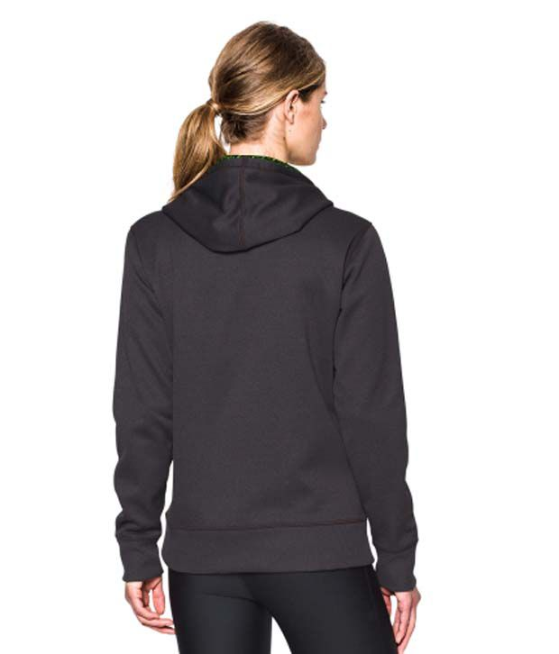 Under Armour Under Armour Women's Storm Armour Fleece Printed Big Logo Hoodie, Cbh/cbo Interference