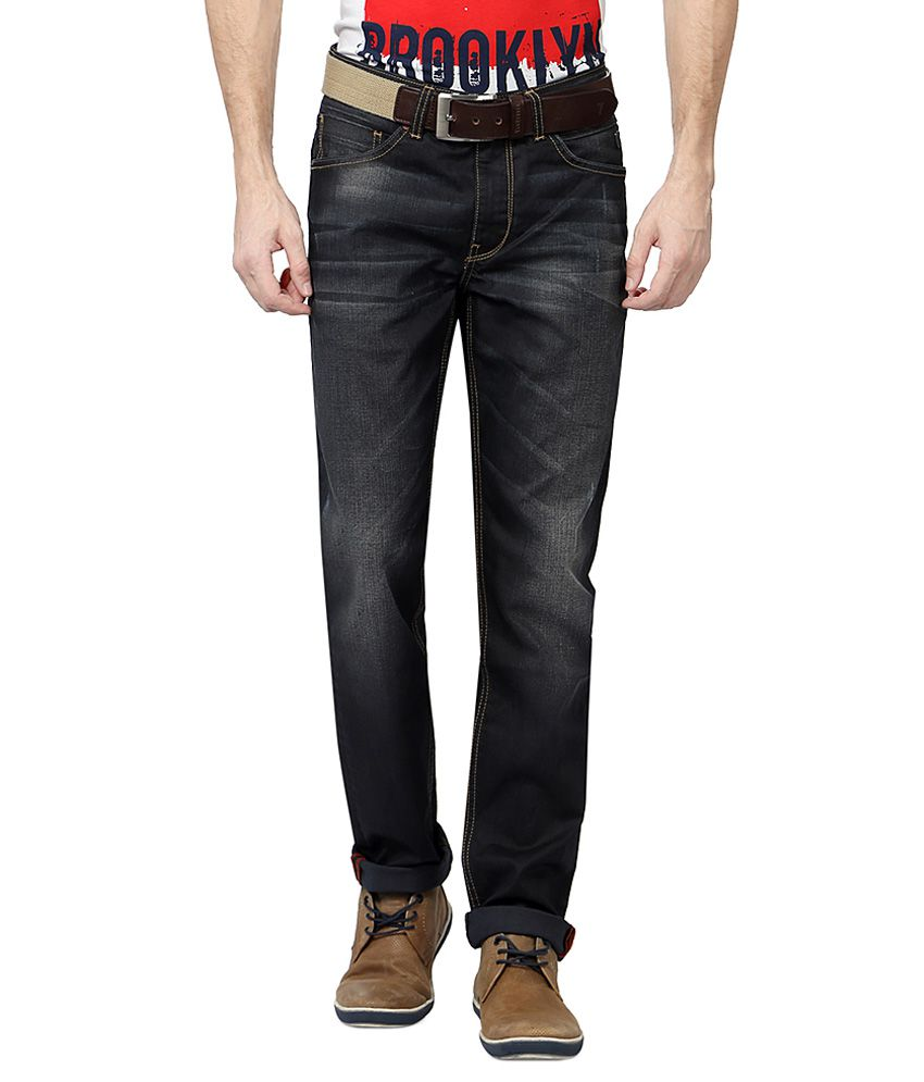 SF Jeans by Pantaloons Grey Jeans