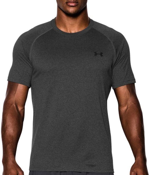 Under Armour Men's Tech II T-Shirt, Red
