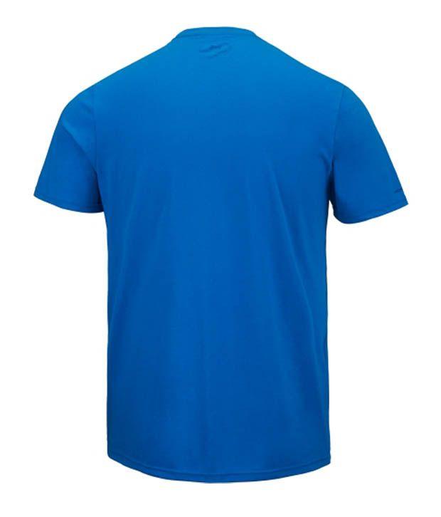Under Armour Under Armour Men's Fells Point 60/40 Graphic T-shirt, Blue Jet/white