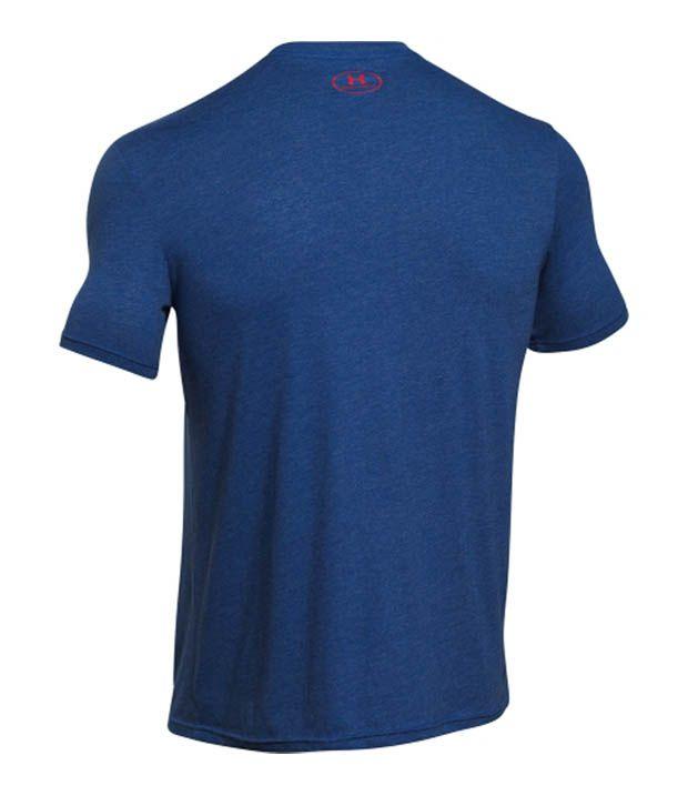 Under Armour Under Armour Men's Washington D.c. Block Graphic T-shirt, American Blue/red/white