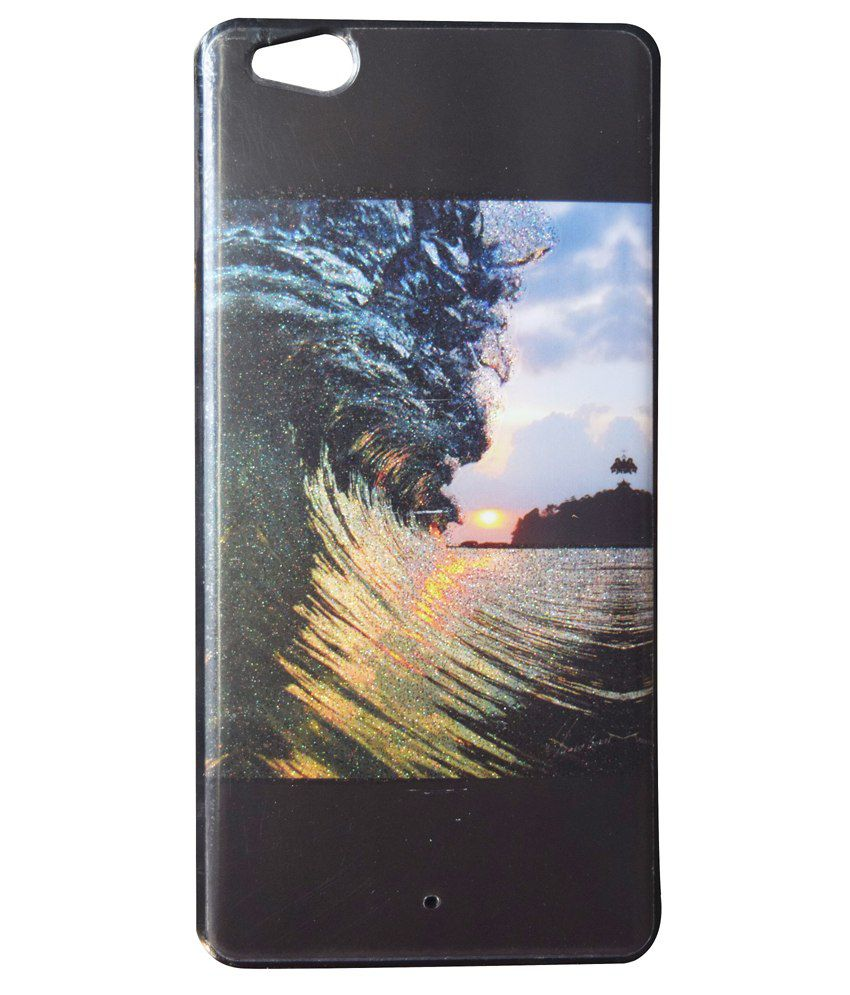 Aani Back Cover For Infocus M680