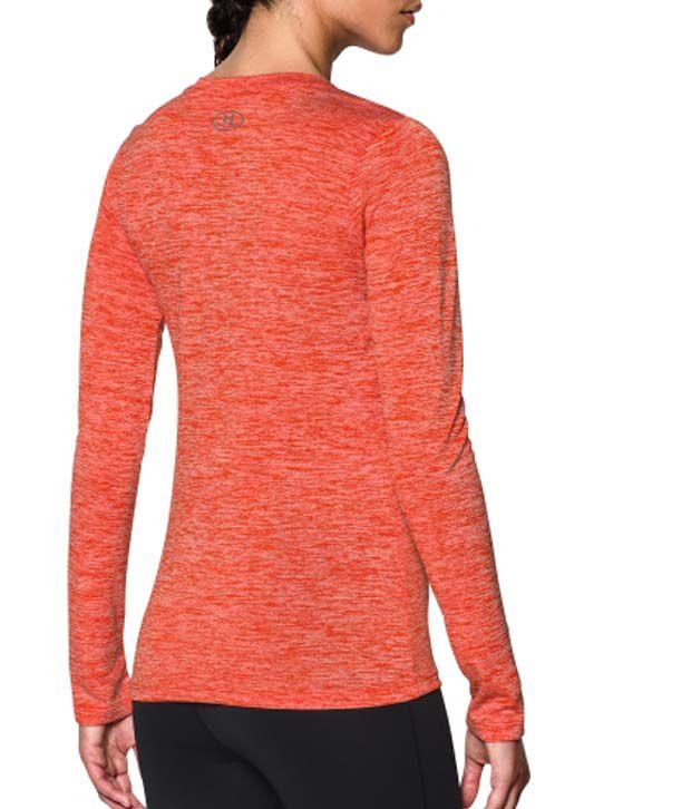 Under Armour Under Armour Women's Tech Twist Long Sleeve Shirt, Rebel Pink