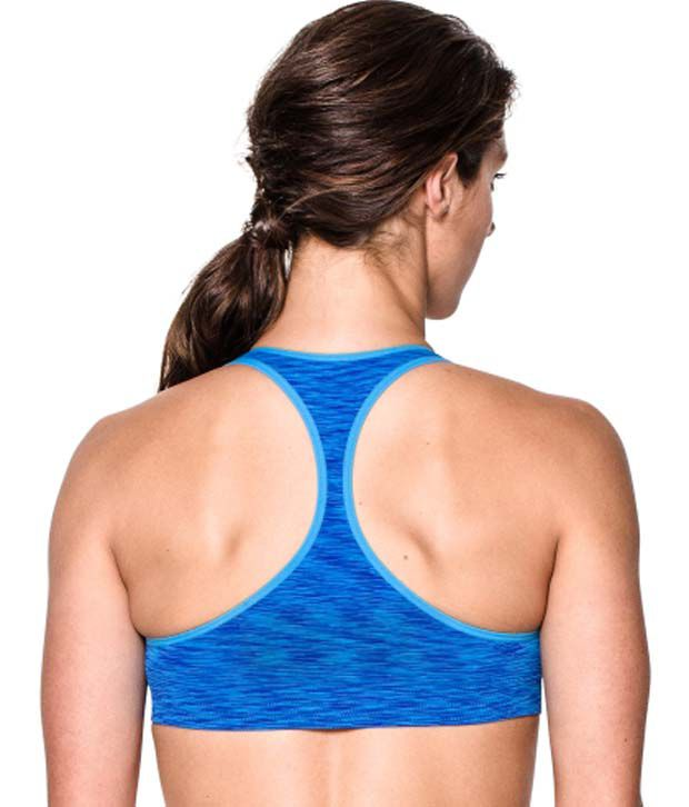 Under Armour Under Armour Women's Seamless Space Dye Low Impact Sports Bra, Montana Teal