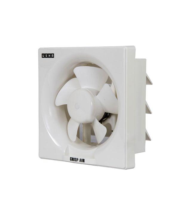 usha 200 mm crisp air exhaust fan white price in india buy usha rh snapdeal com