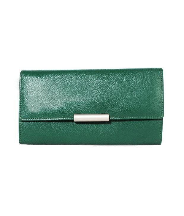 Klaska Leather Wallet