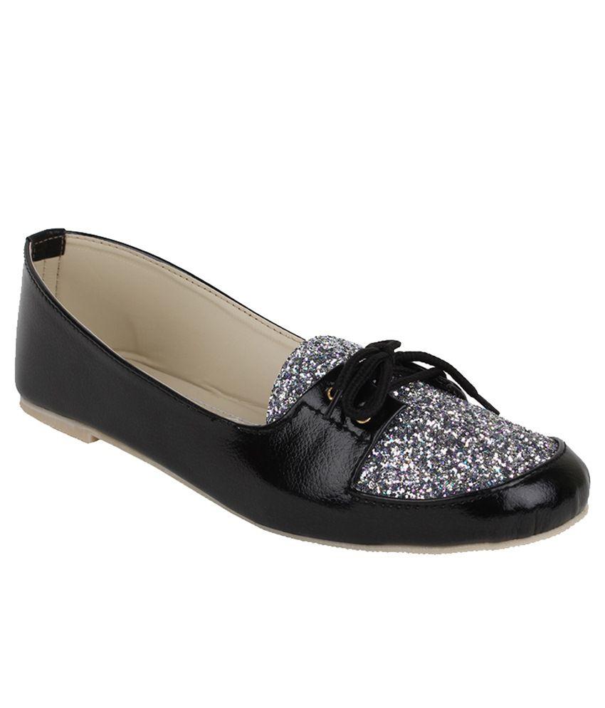 Authentic Vogue Black Casual Shoes