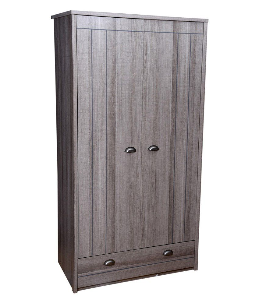 Gami Largo 2 Door Wardrobe