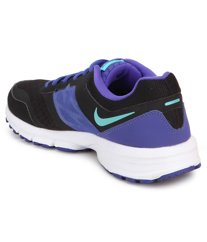 acc2540d250a7 Nike Air Relentless 4 Msl Black Sports Shoes Price in India- Buy ...