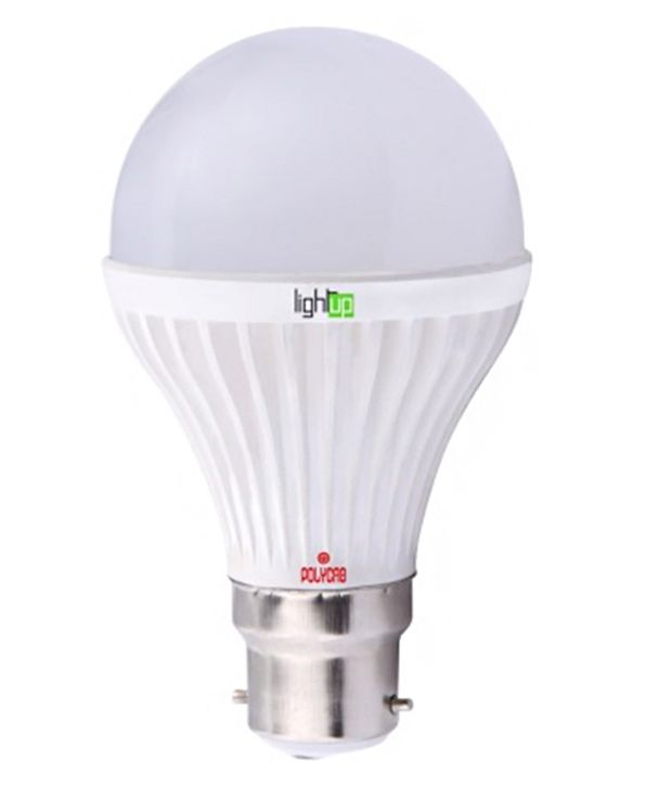 Polycablightup 7w Led Bulb