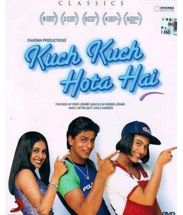Kuch Kuch Hota Hai Hindi Blu Ray Buy Online At Best Price In