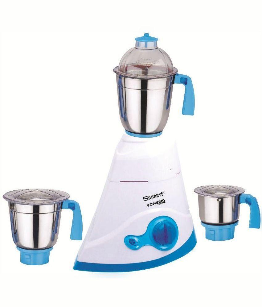 Sunmeet-Speedo-600W-Mixer-Grinder-(3-Jars)