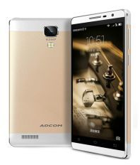 Adcom A-NOTE QUAD CORE WITH 1GB RAM & 8GB ROM-GOLDEN