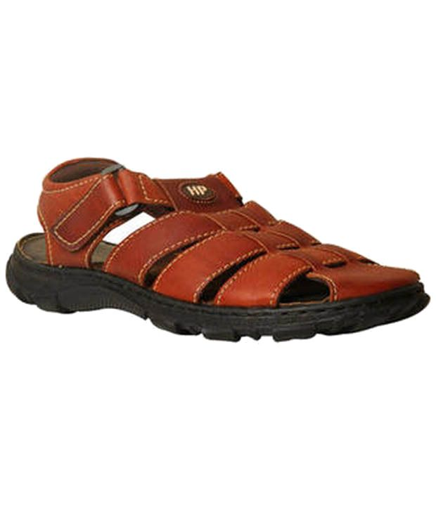 5a9c034f616 Hush Puppies Brown Sandals - Buy Hush Puppies Brown Sandals Online at Best  Prices in India on Snapdeal