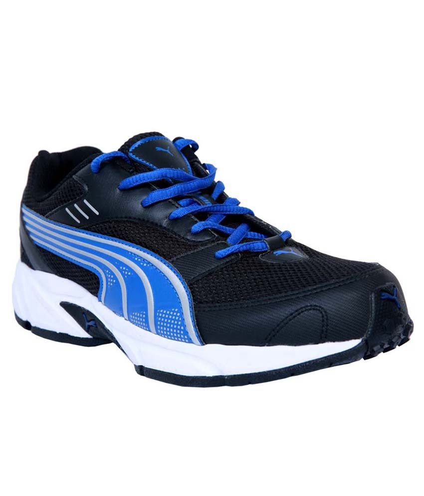 Puma Black Running Shoes - Buy Puma Black Running Shoes ...