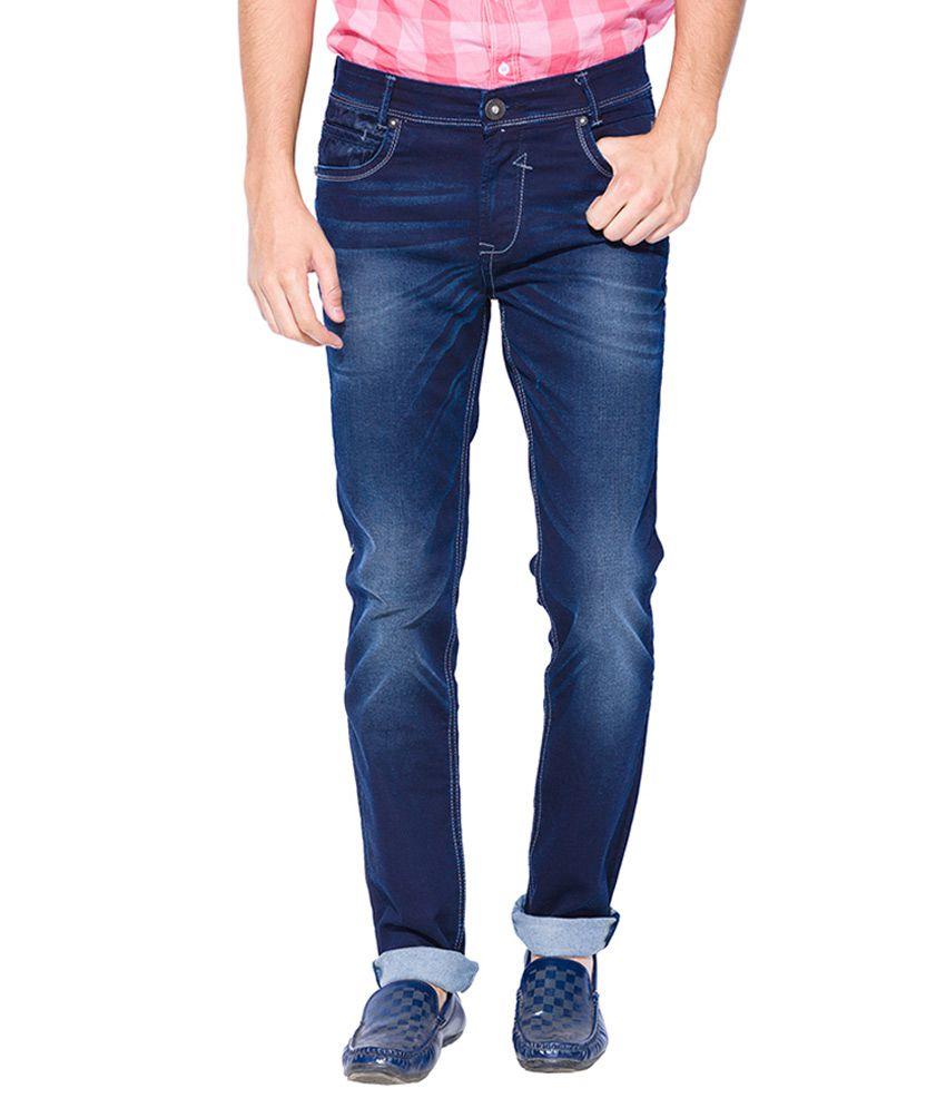 mufti blue slim fit jeans buy mufti blue slim fit jeans. Black Bedroom Furniture Sets. Home Design Ideas