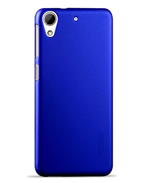 brand new 58aa5 c5518 Spl Back Cover Case For Htc Desire 728g Dual Sim -blue