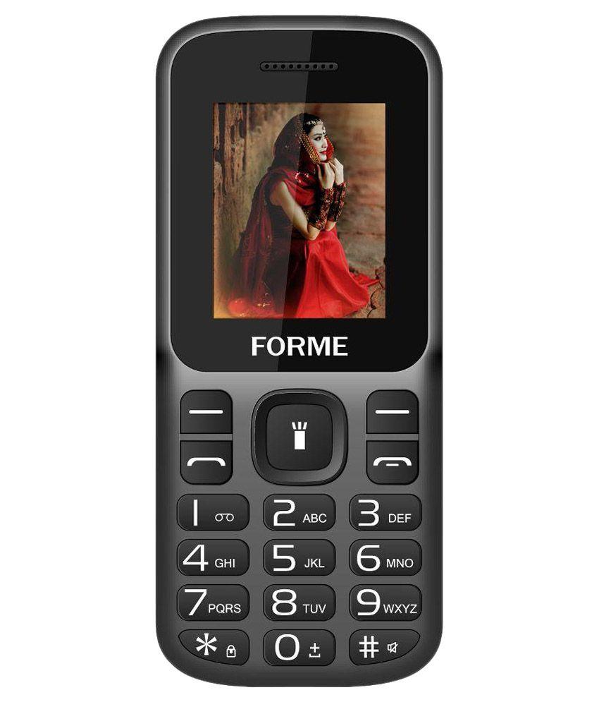 Forme N1 (Black + Red)