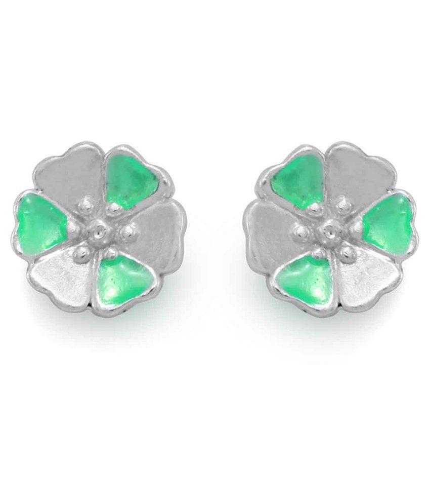 925 Silver 92.5 Sterling Silver Studs Earrings