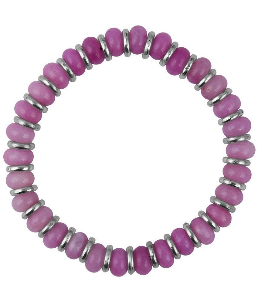 Pearlz Ocean Purple Bracelet