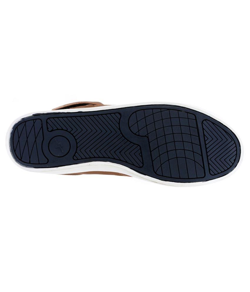 Sparx Tan Casual Shoes - Buy Sparx Tan