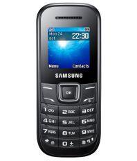 Samsung E 1200 Black