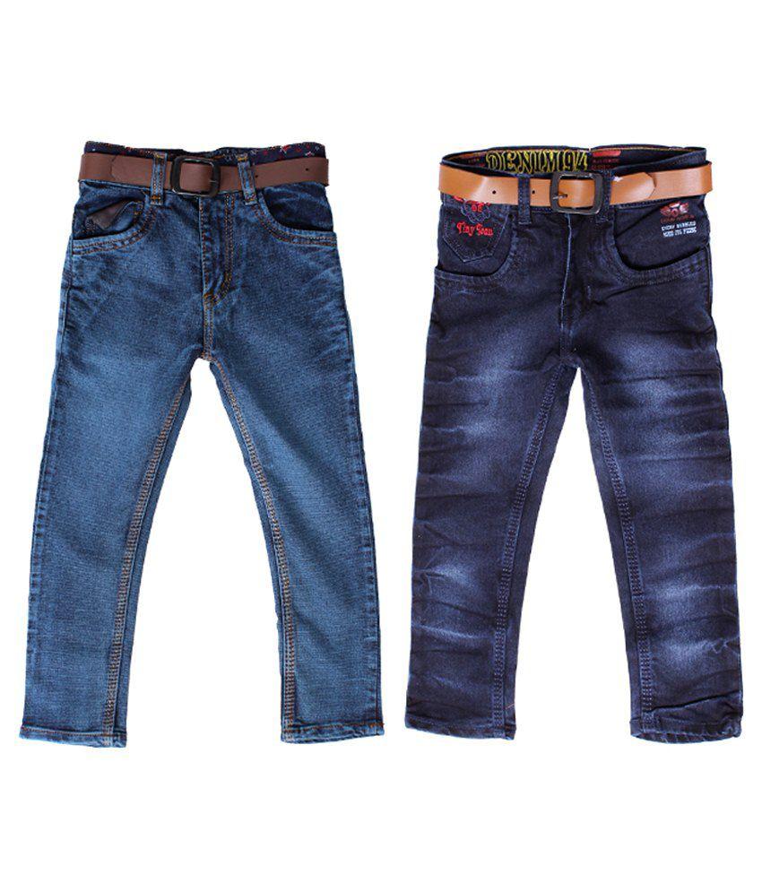Boy's Jeans Combo