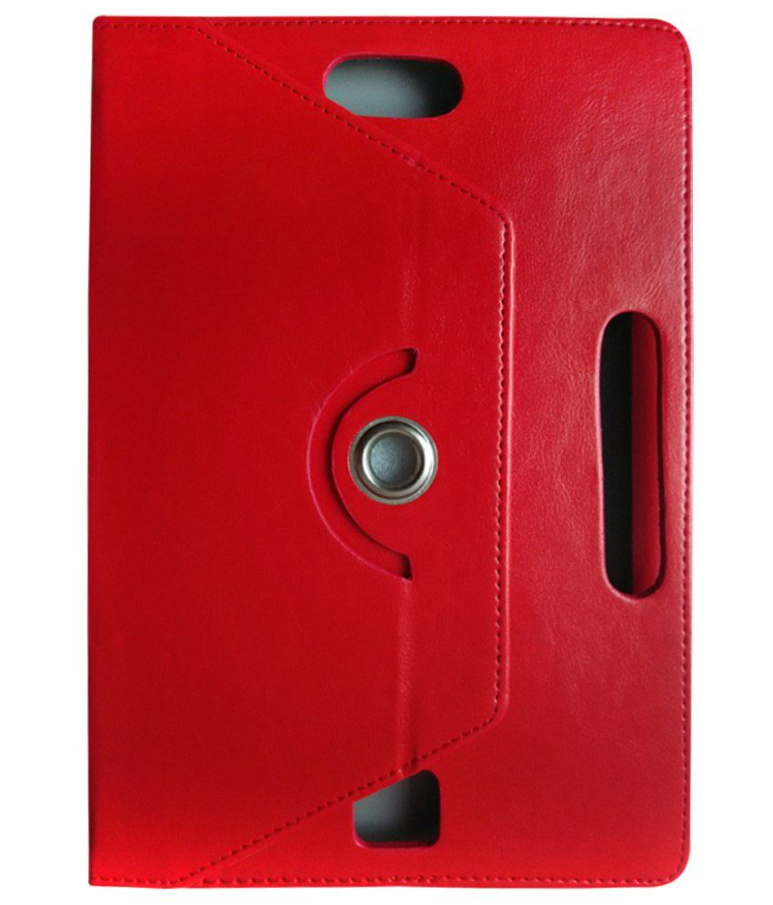 Fastway Tablet Book Cover For Samsung Galaxy Tab 8.9 P7310-red