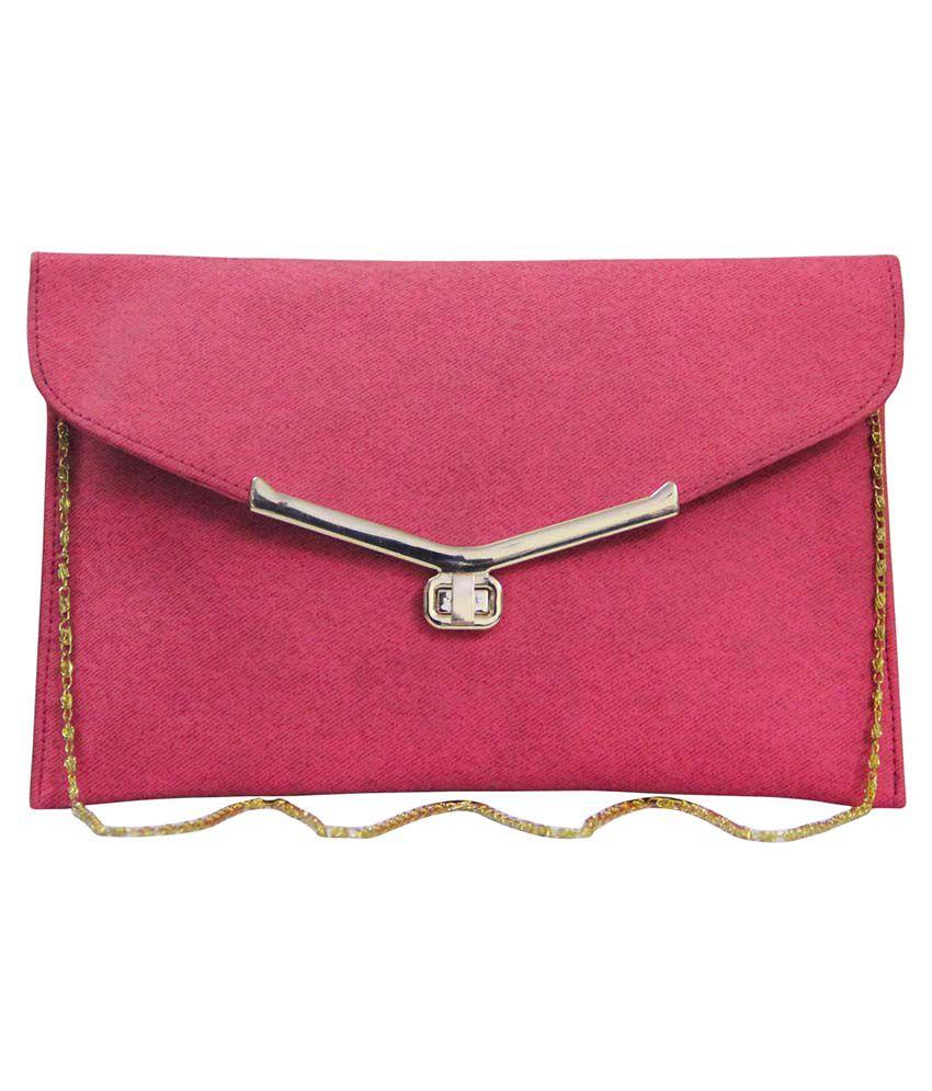 Moladz Pink Sling Bag