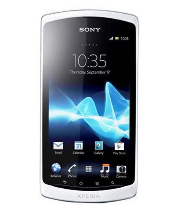 Sony Xperia Neo L White