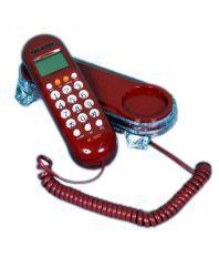 Talktel Corded Cli Landline Phone In ...