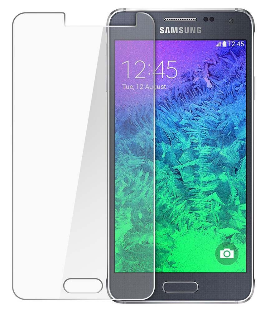 Funrobbers Tempered Glass For Samsung 7505