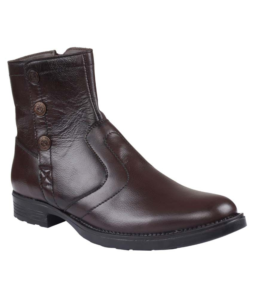 Gcollection Brown Boots