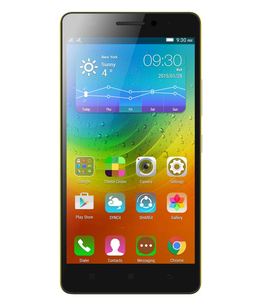REFURBISHED Lenovo K3 Note K50a40  White, 16  GB  Note K50a40 NoteK50a40 available at SnapDeal for Rs.8499
