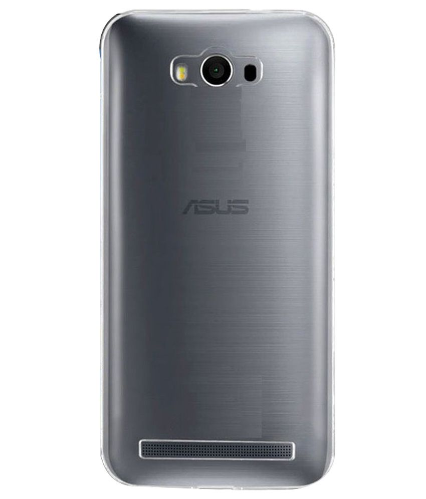 quality design 5338a 45ca1 Coverage Back Cover For Asus Zenfone Max Zc550kl - Transparent