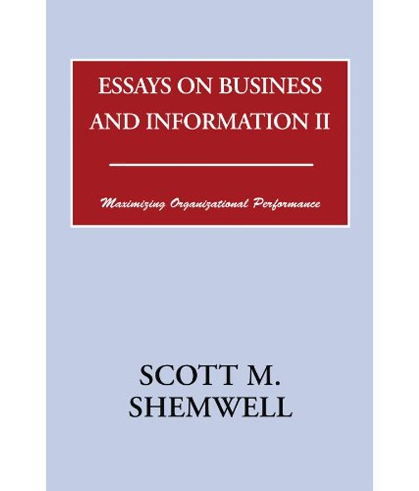 Buy business essays